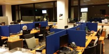 Przegrody biurkowe Office 30